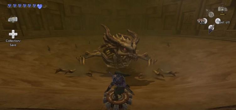 The Legend of Zelda: Twlight Princess Screen Shot