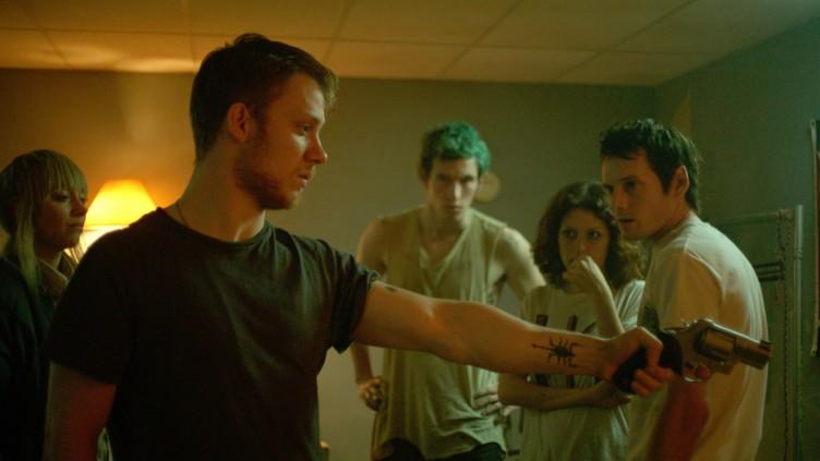 Green Room Movie Shot