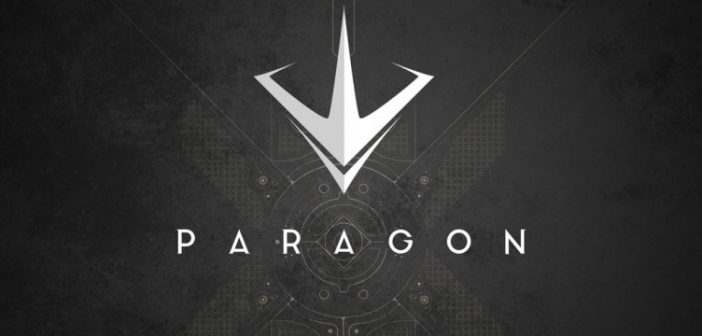Paragon Cover Art