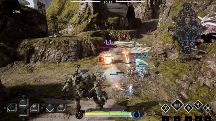Paragon Screen Shot