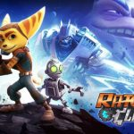 Ratchet & Clank Cover Art