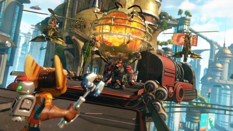 Ratchet & Clank Screen Shot