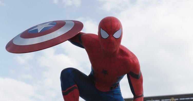 Captain America: Civil War Movie Shot