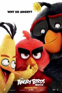 The Angry Birds Movie Review Movie Poster