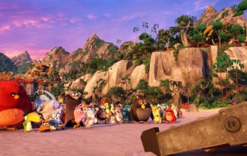 The Angry Birds Movie Review Movie Shot