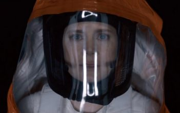 Arrival Movie Shot