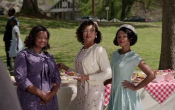 Hidden Figures Movie Shot