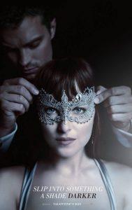 Fifty Shades Darker Movie Poster