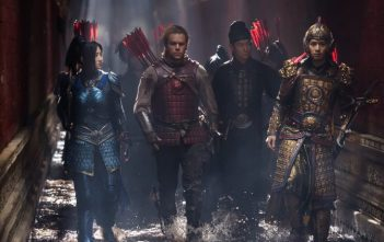 The Great Wall Movie Shot