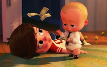 The Boss Baby Movie Shot