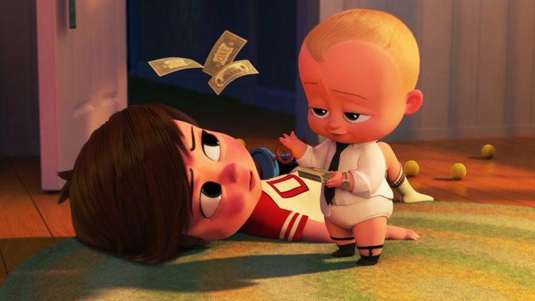 The Boss Baby Movie Shot