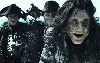 Pirates of the Caribbean - Dead Men Tell No Tales Movie Shot
