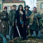 Wonder Woman Movie Shot