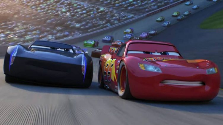 Cars 3 Movie Shot