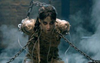 The Mummy Movie Shot