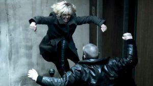 Atomic Blonde Movie Shot