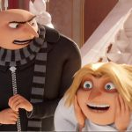 Despicable Me 3 Movie Shot