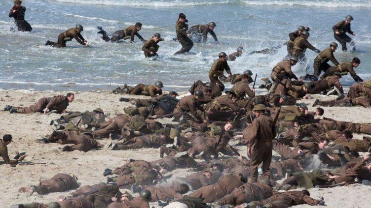 Dunkirk Movie Shot