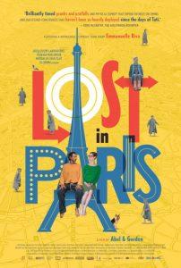 Lost in Paris Movie Poster