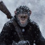 War for the Planet of the Apes Movie Shot