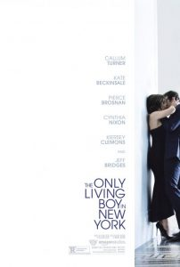 The Only Living Boy in New York Movie Poster