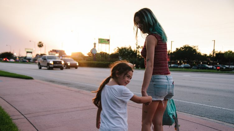 The Florida Project Movie Shot