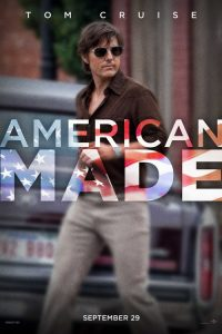 American Made Movie Poster