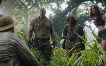 Jumanji: Welcome to the Jungle Movie Shot