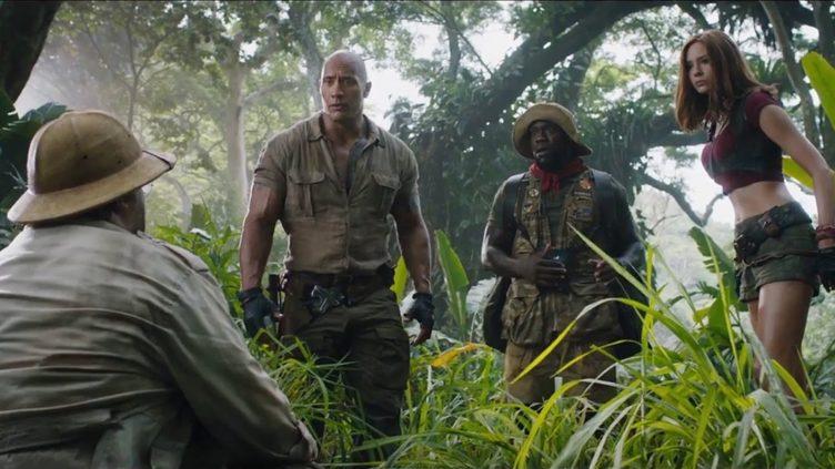 Jumanji: Welcome to the Jungle Movie Shot