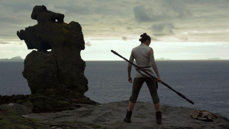 Star Wars: The Last Jedi Movie Shot
