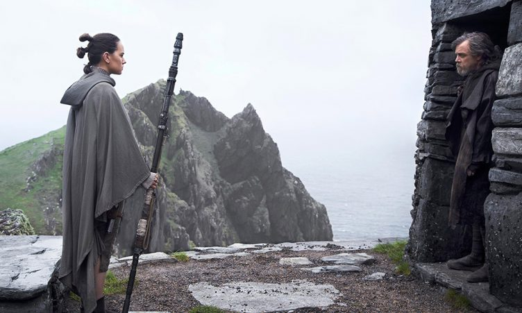 Star Wars: The Last Jedi Movie Shot