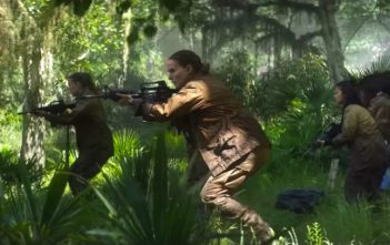 Annihilation Movie Shot