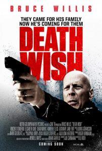Death Wish Movie Poster