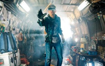 Ready Player One Movie Shot