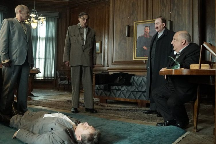 The Death of Stalin Movie Shot