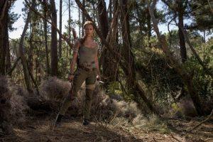 Tomb Raider Movie Shot