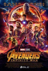 Avengers: Infinity War Movie Poster