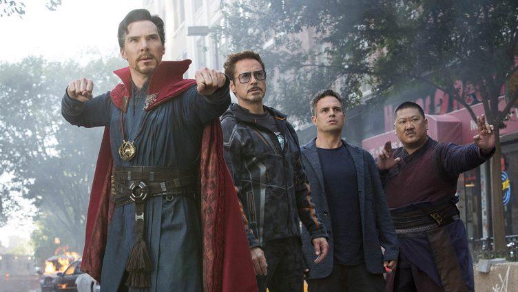 Avengers: Infinity War Movie Shot