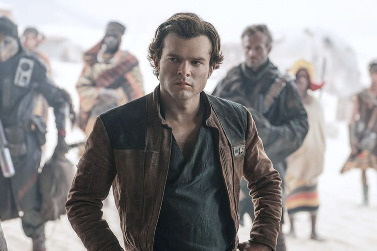 Solo: A Star Wars Story Movie Shot