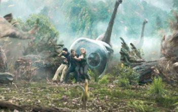 Jurassic World: Fallen Kingdom Movie Shot