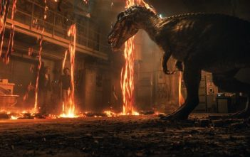 Jurassic World: Fallen Kingdom Movie Shot