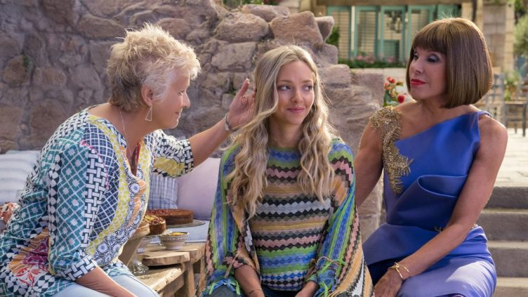 Mamma Mia! Here We Go Again Movie Shot