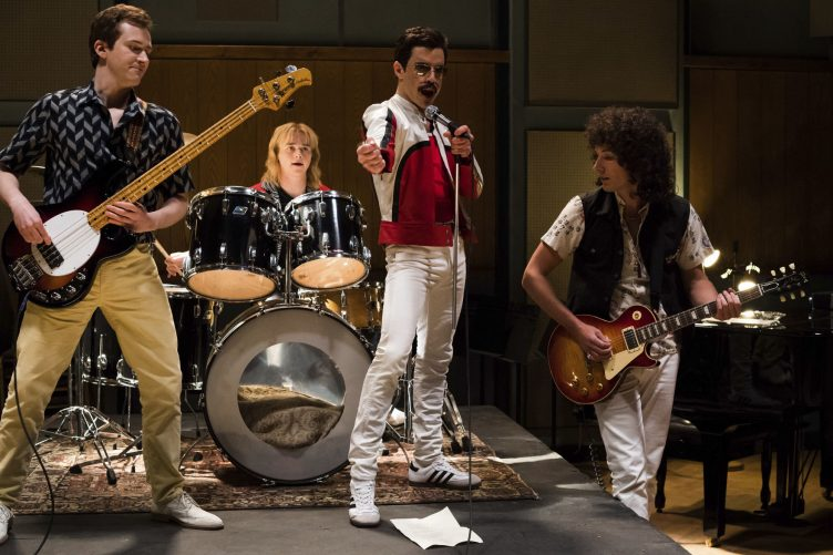 Bohemian Rhapsody Movie Shot