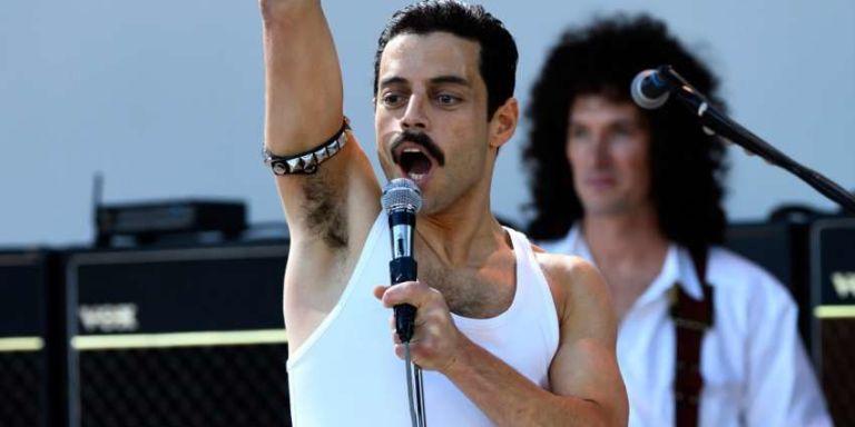 Bohemian Rhapsody Movie Shot