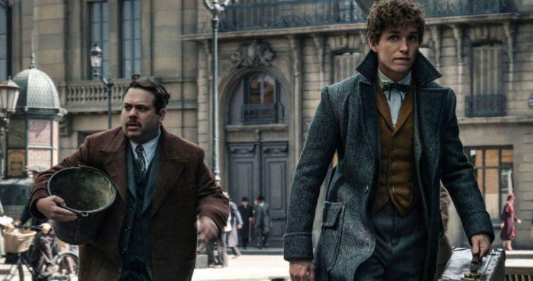 Fantastic Beasts: The Crimes of Grindelwald Movie Shot