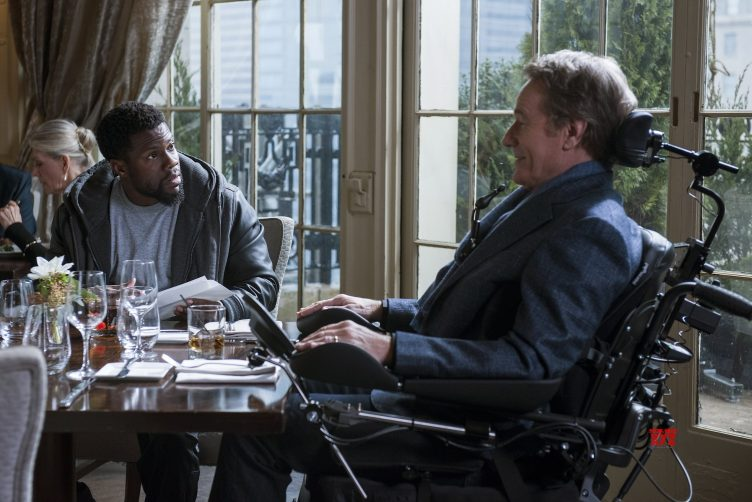 The Upside Movie Shot