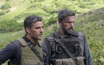 Triple Frontier Movie Shot