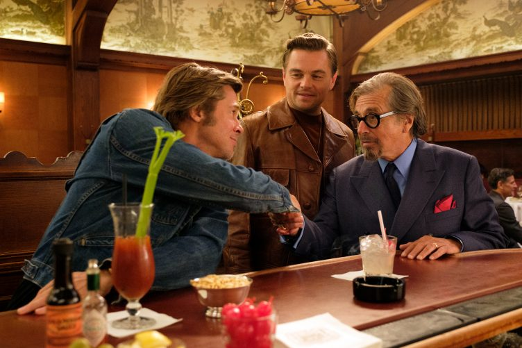 Once Upon a Time... in Hollywood Movie Shot