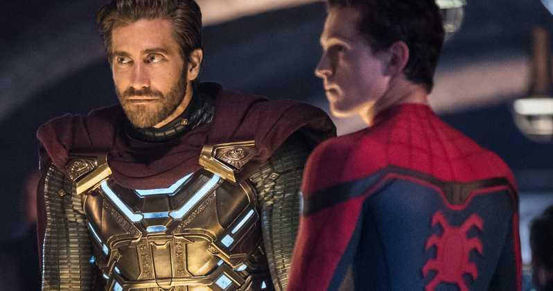 Spider-Man: Far From Home Movie Shot