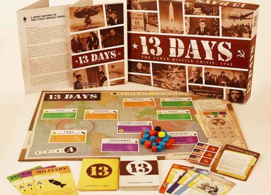 13 Days: The Cuban Missile Crisis Review
